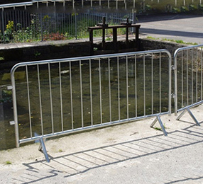 Site Security Fence/barrier