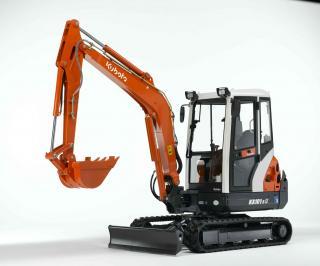 3.5 Tonne Mni Excavator Kubota KX101-3