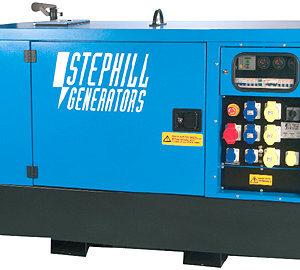 20.0 kVA Diesel Generator (Silenced) Stephill SSDX20