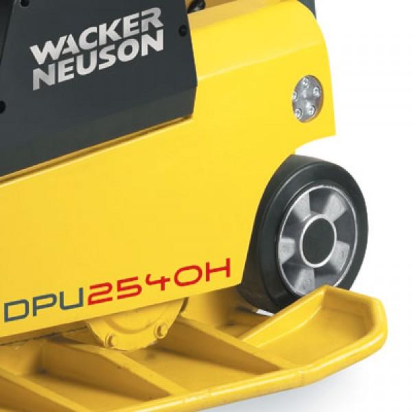 Heavy Reversible Compactor Plate (Diesel) Wacker DPU2440