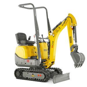 1 Tonne Mini Excavator Neuson 803