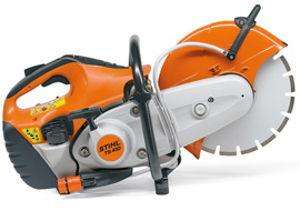 "12"" Petrol Cut-off Saw Stihl TS 400"