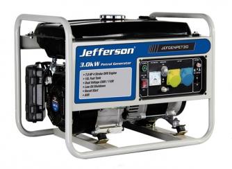 3.5 KVa Petrol Honda Generator Jefferson JEFGENPET30