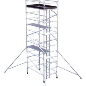 Aluminium Mobile Access Tower - 6.0 M High