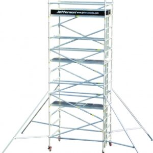 Aluminium Mobile Access Tower - 4.2 M High