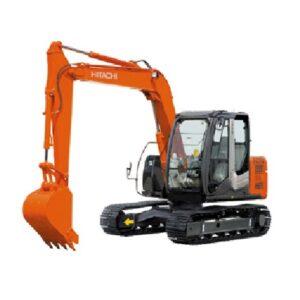 7 Tonne Excavator Hitachi ZX 70