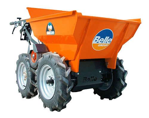 Muck Truck / Mini Dumper Belle BD300