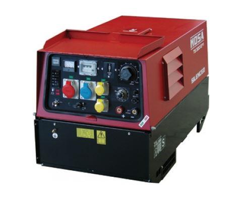 Diesel 300amp Welder / Generator Mosa TS300