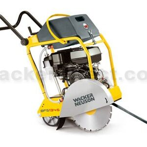 "Petrol Floor Saw - 14"" Wacker BFS1345A"
