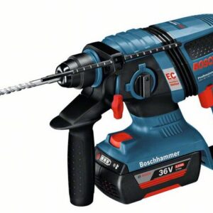 Cordless Rotary Hammer Drill with SDS Plus - 36V Bosch GBH36 VEC