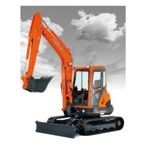 5 Tonne Mini Excavator Kubota KX161-3x