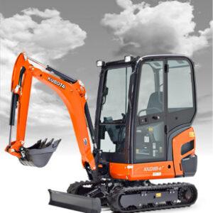 1.8 Tonne Mini Excavator Kubota KX018-4