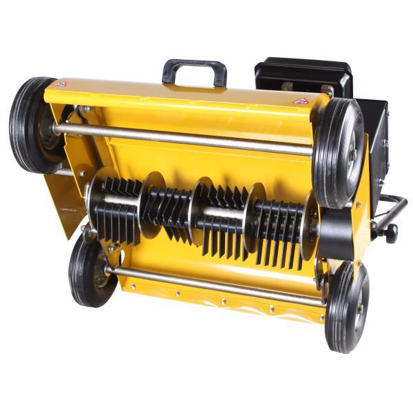 Petrol Lawn Scarifier Texas 460B