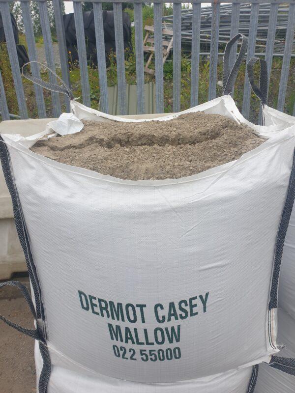 1 ton bag of gravel